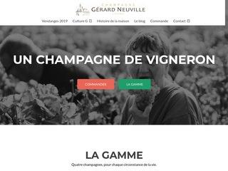 Champagne Gérard Neuville